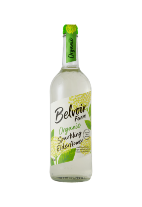 Organic Sparkling Elderflower